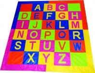 Tapete Alfabeto Color